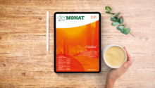 DER MONAT 02.2021 ist online
